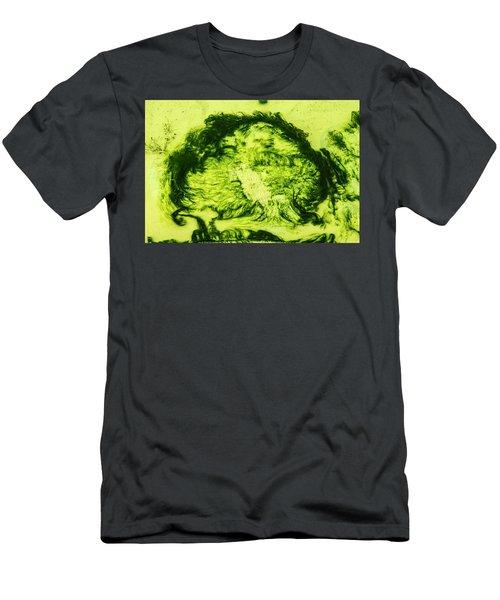 Rhapsody In Green Men's T-Shirt (Athletic Fit)