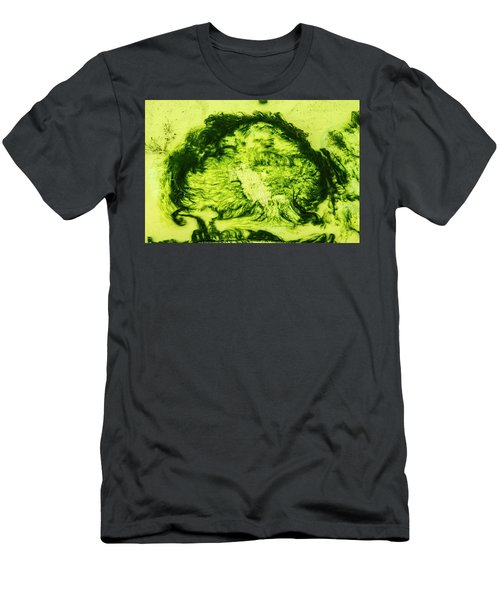Rhapsody In Green Men's T-Shirt (Athletic Fit)