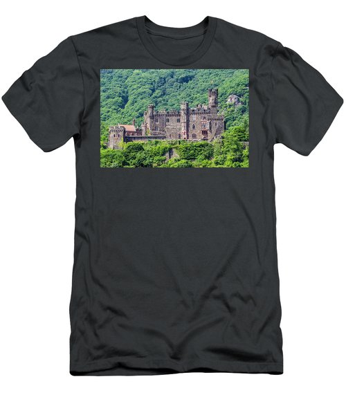 Rheinstein Castle - 2 Men's T-Shirt (Athletic Fit)