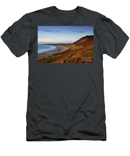 Rhossili Men's T-Shirt (Athletic Fit)