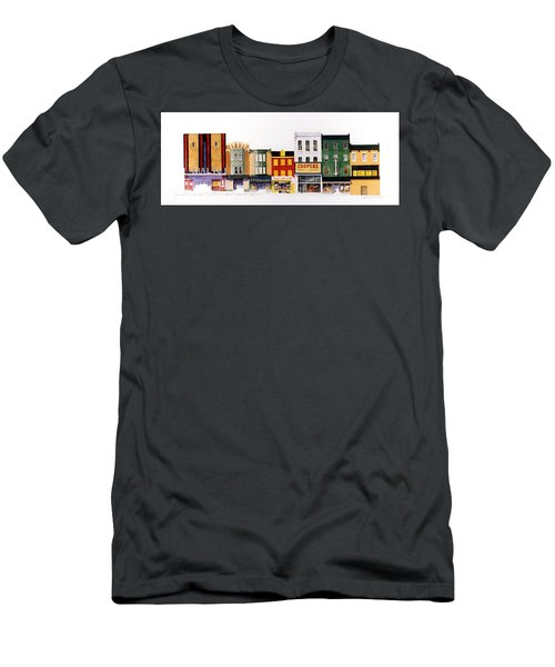 Rialto Theater Men's T-Shirt (Athletic Fit)