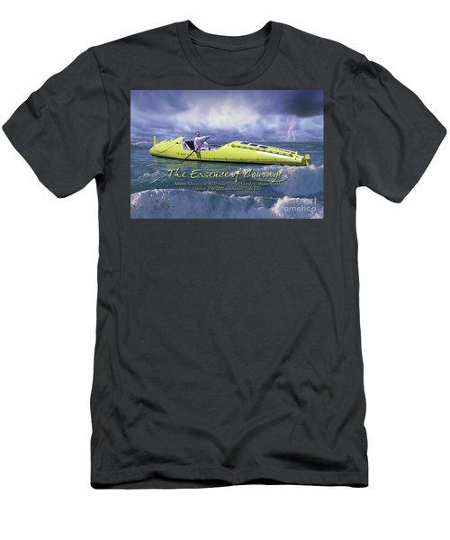 Richard Jones Row 2 Men's T-Shirt (Athletic Fit)