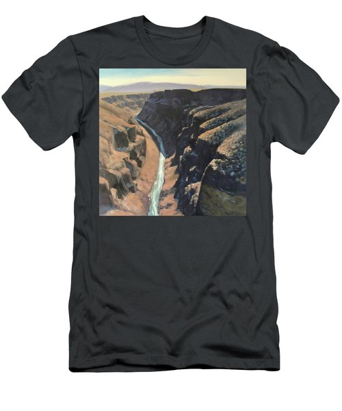 Rio Grande Gorge Men's T-Shirt (Athletic Fit)
