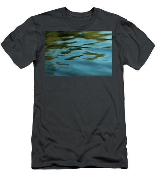 River Ripples Men's T-Shirt (Athletic Fit)