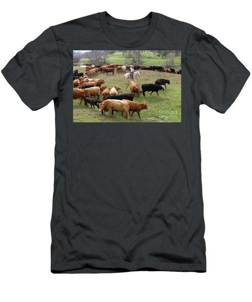 Rodear Branding Men's T-Shirt (Athletic Fit)