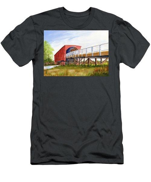 Roseman Bridge Men's T-Shirt (Athletic Fit)