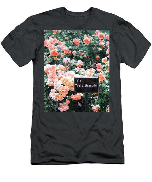 Rosie Men's T-Shirt (Athletic Fit)