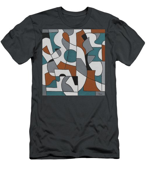 Roundabout Men's T-Shirt (Athletic Fit)