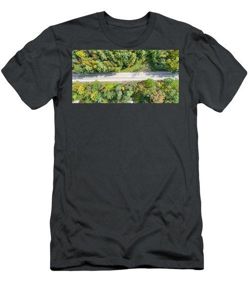 Route 54 Men's T-Shirt (Athletic Fit)
