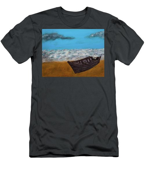Row Your Boat Men's T-Shirt (Athletic Fit)