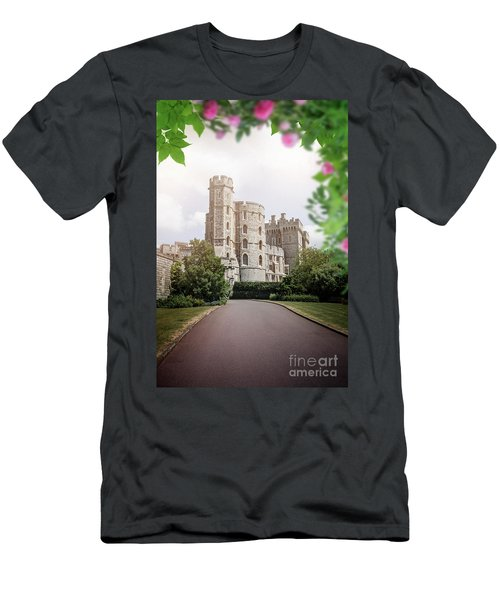 Royal Dreams Men's T-Shirt (Athletic Fit)