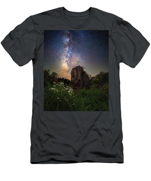 Men's T-Shirt (Athletic Fit) featuring the photograph Royalty  by Aaron J Groen