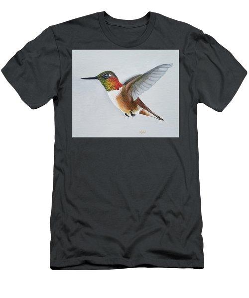 Rufous Men's T-Shirt (Athletic Fit)