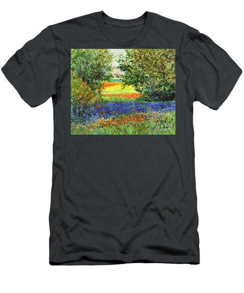 Rural Heaven Men's T-Shirt (Athletic Fit)