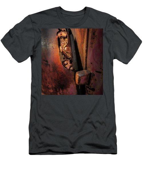 Rusty Hinge Men's T-Shirt (Athletic Fit)