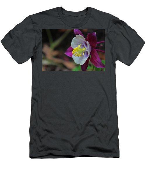 Saffron Stamens I Men's T-Shirt (Athletic Fit)