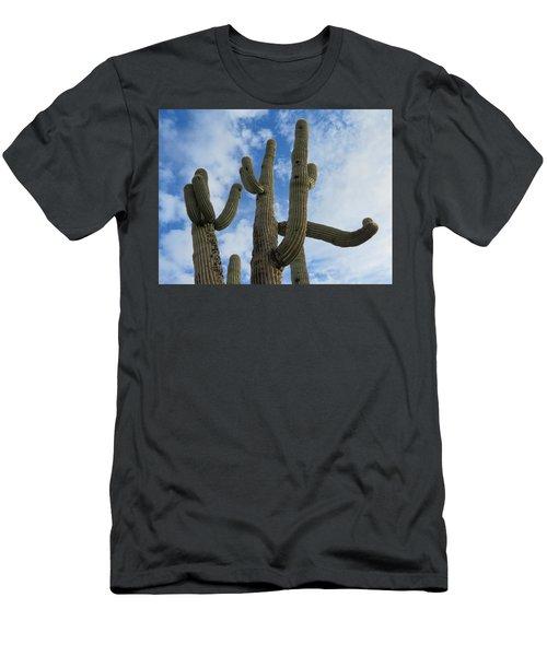 Saguaro Clique Men's T-Shirt (Athletic Fit)