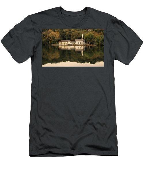 Saint John's Cold Spring Harbor Men's T-Shirt (Athletic Fit)
