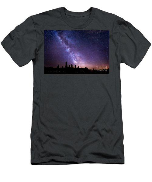 San Gimignano Stars Men's T-Shirt (Athletic Fit)