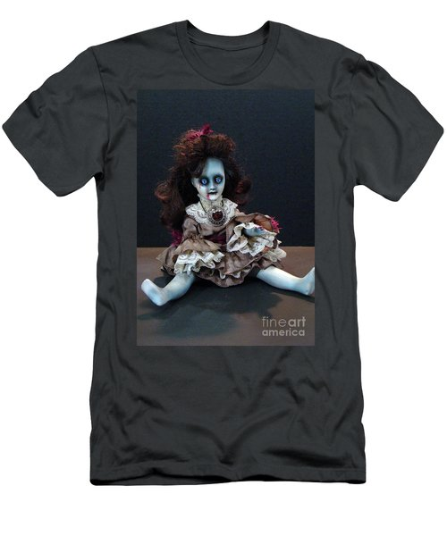 Scary Mary Men's T-Shirt (Athletic Fit)