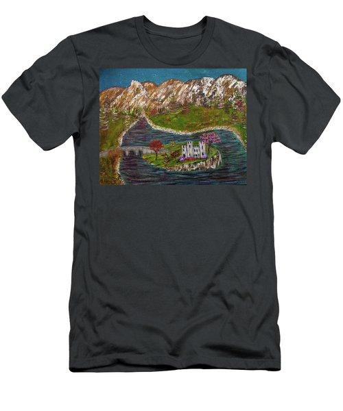 Scotland Men's T-Shirt (Athletic Fit)