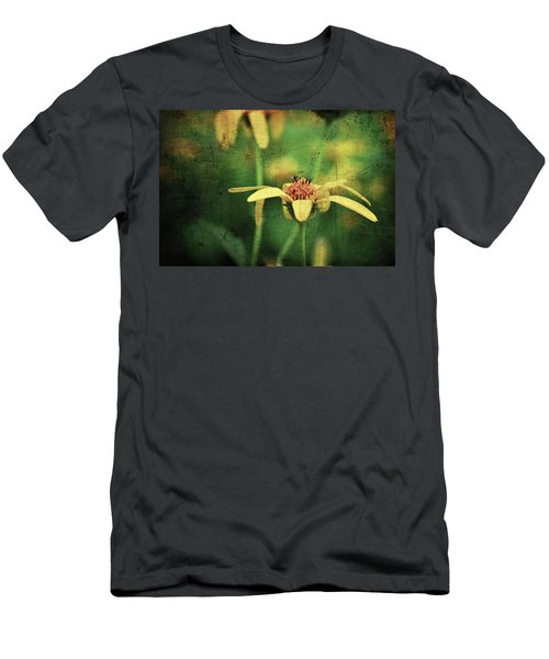 Men's T-Shirt (Athletic Fit) featuring the photograph Scratched by Michelle Wermuth