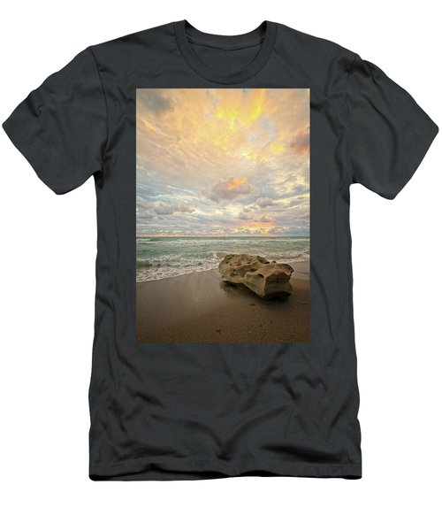 Sea And Sky Men's T-Shirt (Athletic Fit)