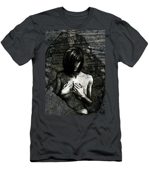 Secret Best Kept Men's T-Shirt (Athletic Fit)