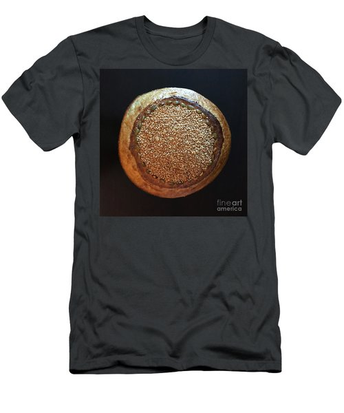 Seeded White And Rye Sourdough Men's T-Shirt (Athletic Fit)