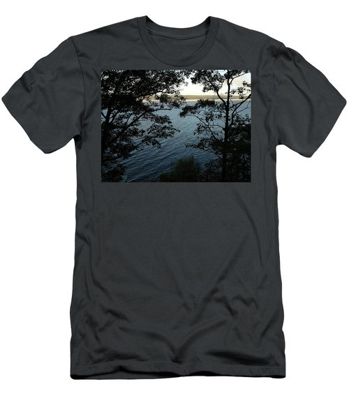 Seneca Lake Men's T-Shirt (Athletic Fit)