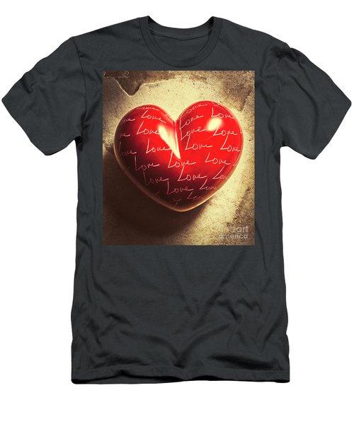 Sentimental Men's T-Shirt (Athletic Fit)