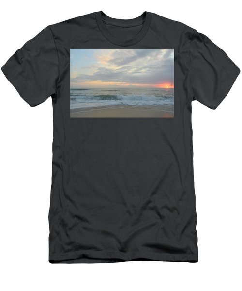 Men's T-Shirt (Athletic Fit) featuring the photograph September 23 2018  by Barbara Ann Bell