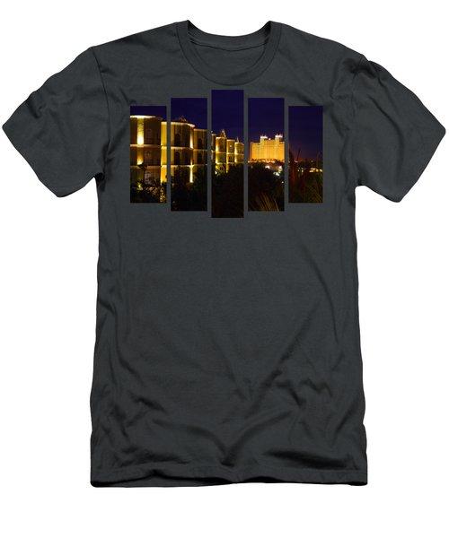 Set 4 Men's T-Shirt (Athletic Fit)