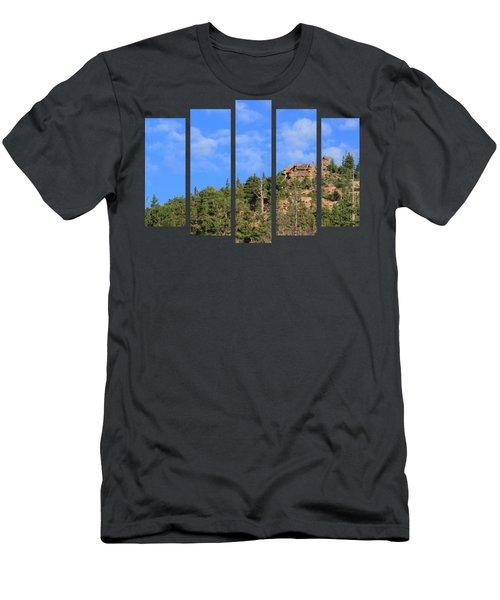 Set 42 Men's T-Shirt (Athletic Fit)