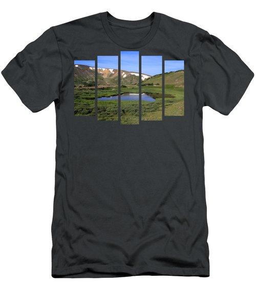 Set 43 Men's T-Shirt (Athletic Fit)