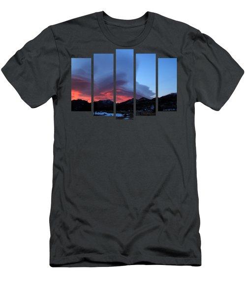 Set 55 Men's T-Shirt (Athletic Fit)
