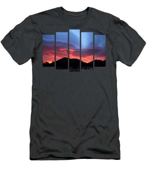 Set 57 Men's T-Shirt (Athletic Fit)