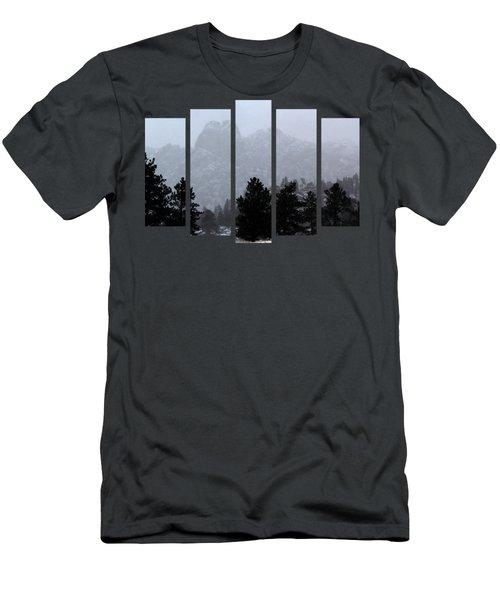 Set 70 Men's T-Shirt (Athletic Fit)
