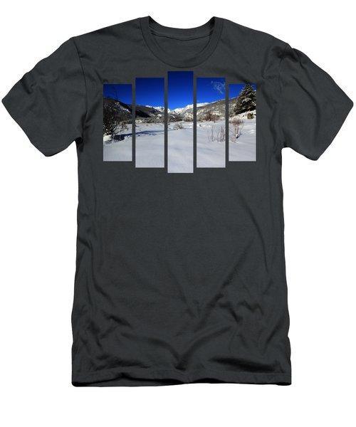 Set 73 Men's T-Shirt (Athletic Fit)