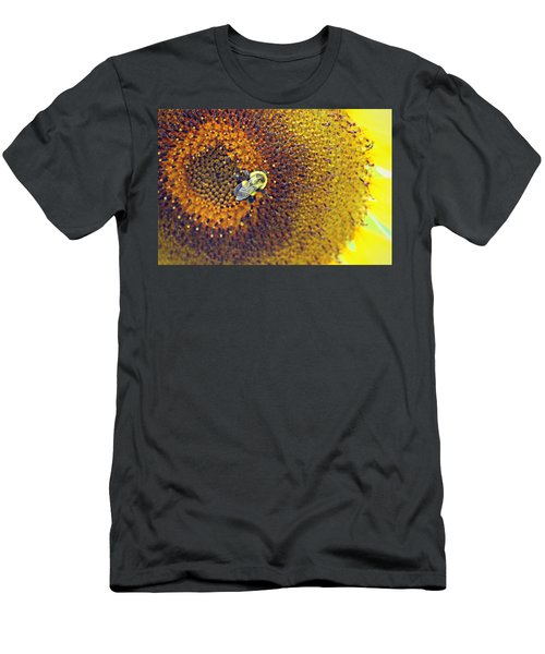 Shades Of Sun Men's T-Shirt (Athletic Fit)