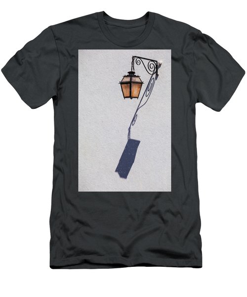 Shadow Lamp Men's T-Shirt (Athletic Fit)