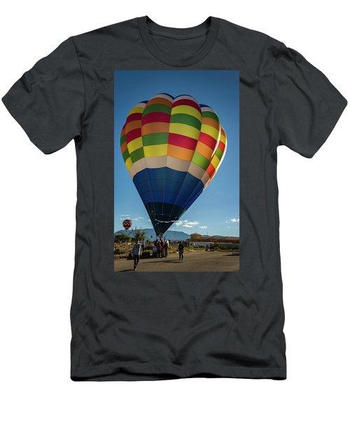 Shining Light Men's T-Shirt (Athletic Fit)