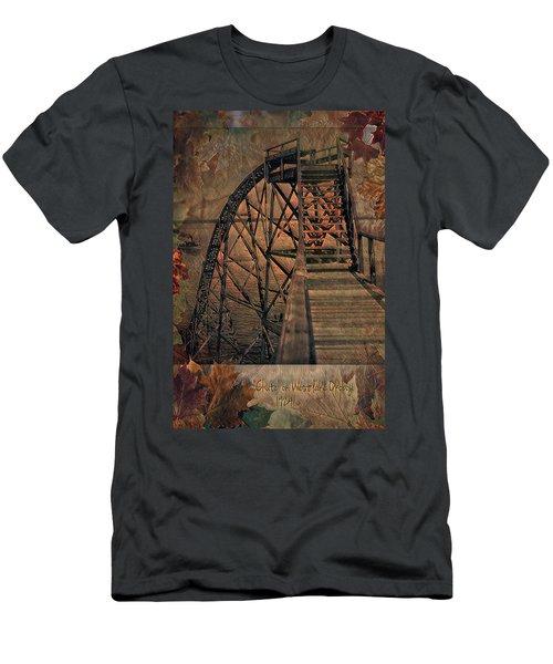 Shoot The Chute Men's T-Shirt (Athletic Fit)