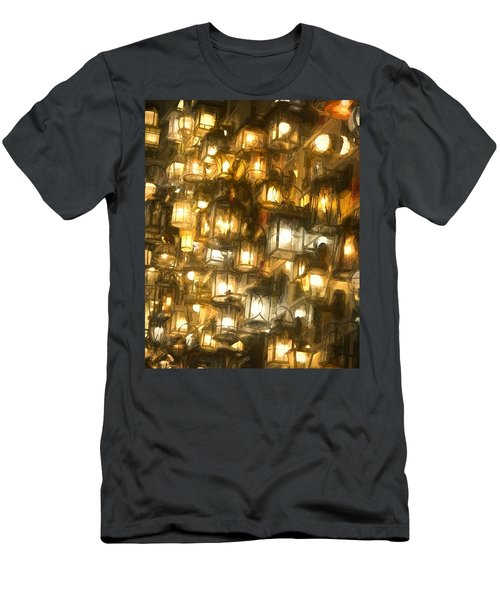Shopping For Lighting Men's T-Shirt (Athletic Fit)