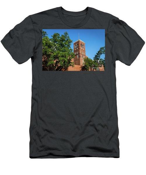 Sibley Mill Augusta Ga Men's T-Shirt (Athletic Fit)