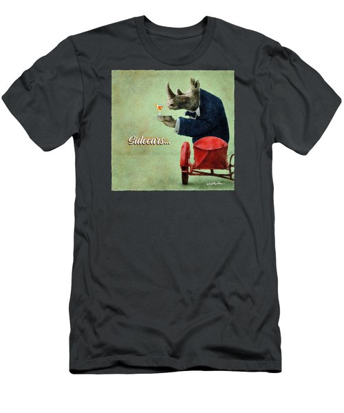 Sidecars... Men's T-Shirt (Athletic Fit)