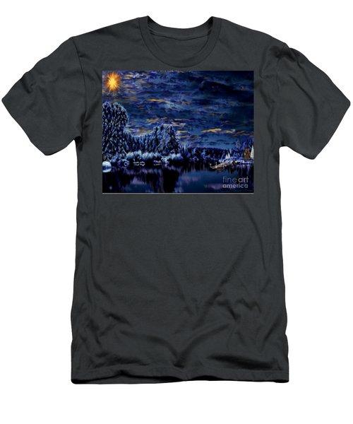 Silent Moments Men's T-Shirt (Athletic Fit)