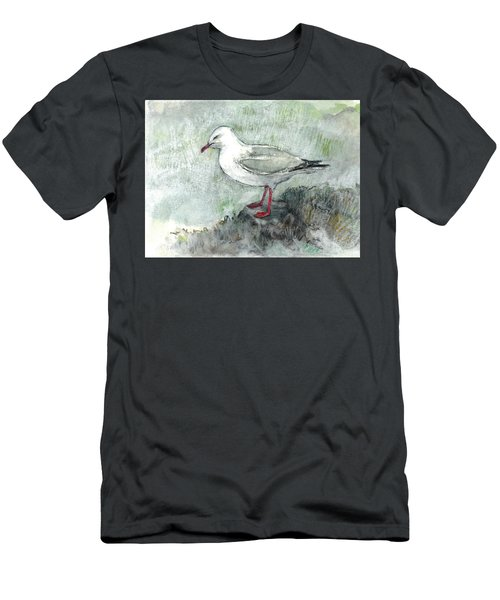 Silver Gull Men's T-Shirt (Athletic Fit)