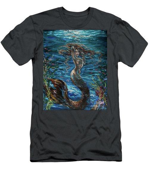 Siren Attitude Men's T-Shirt (Athletic Fit)