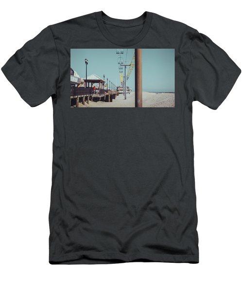 Sky Ride Men's T-Shirt (Athletic Fit)